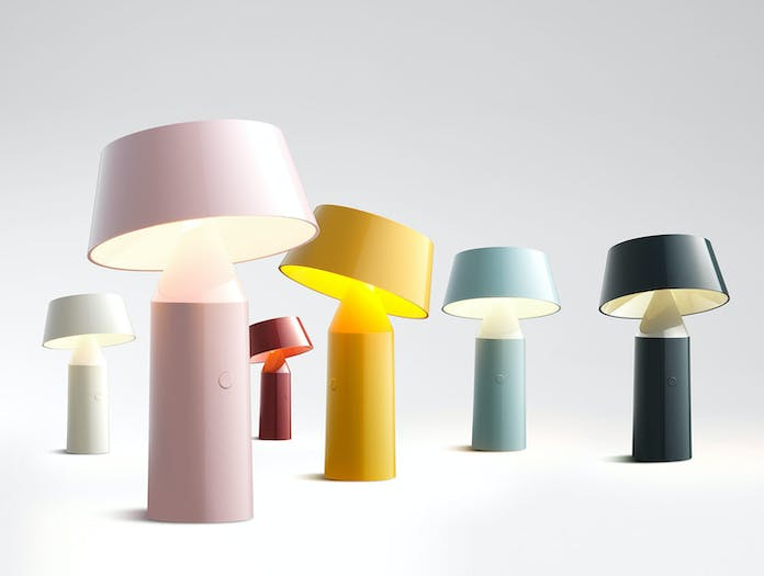 Marset Bicoca Portable Table Lamp Collection 2 Christophe Mathieu
