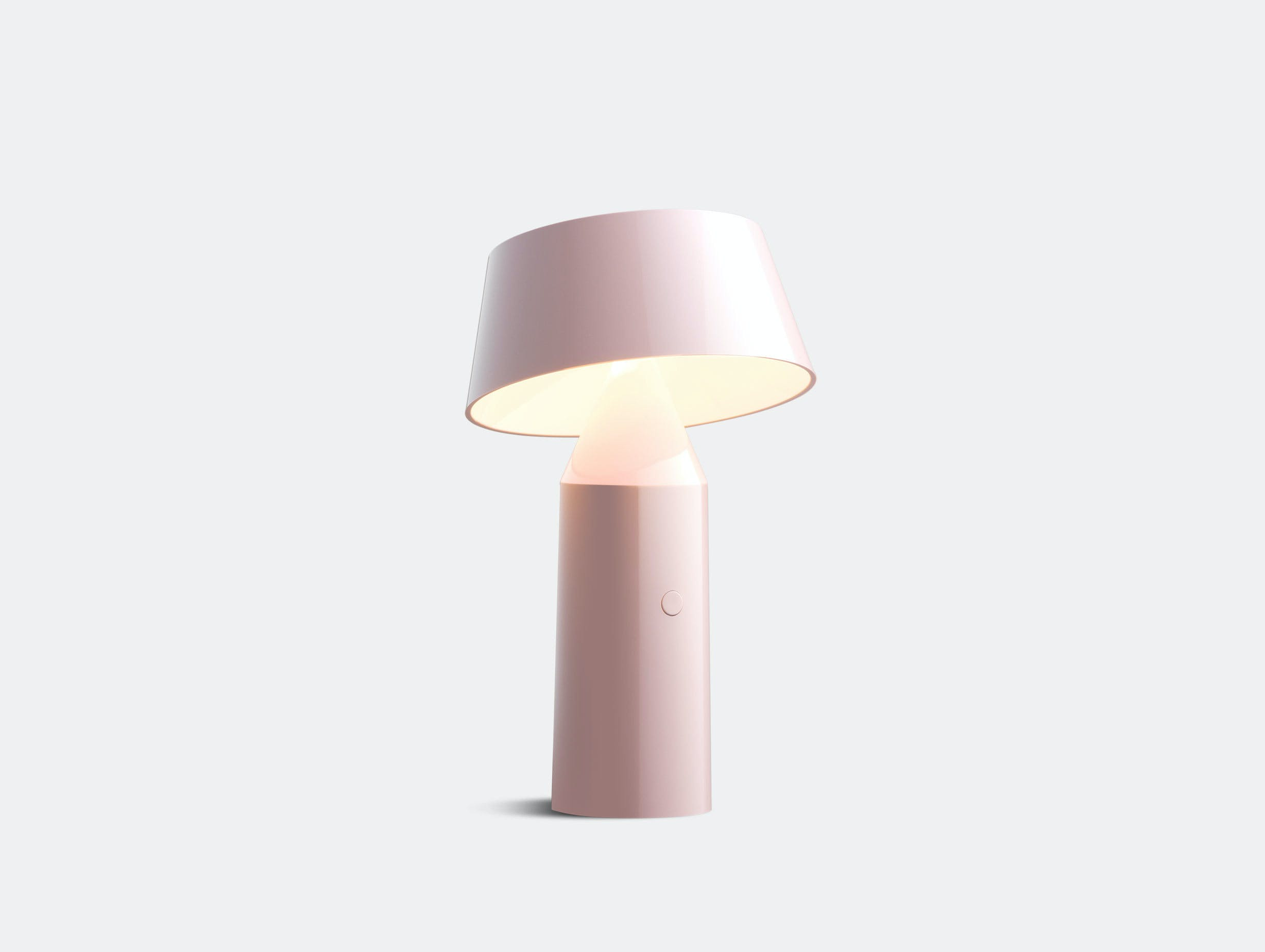 Marset Bicoca Portable Table Lamp Pink Christophe Mathieu