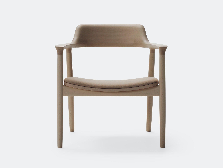 Maruni Hiroshima Lounge Chair Beech Hero 311 Naoto Fukasawa