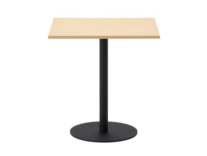 Maruni T O Rectangular Table Maple Black W Jasper Morrison