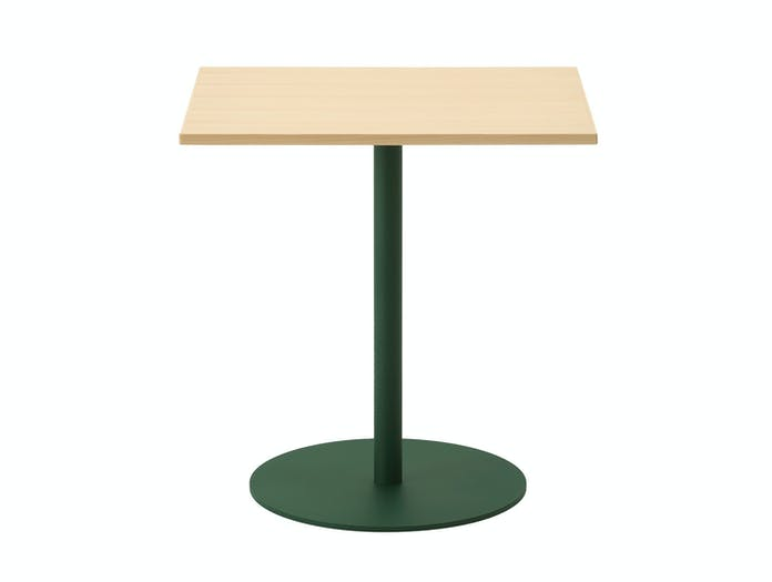 Maruni T O Rectangular Table Maple Green W Jasper Morrison