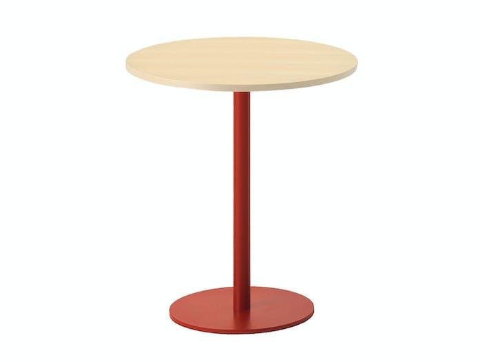 Maruni T O Round Table Maple Red W Jasper Morrison