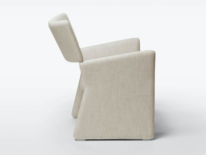 Massproductions Crown Easy Chair 6 Chris Martin