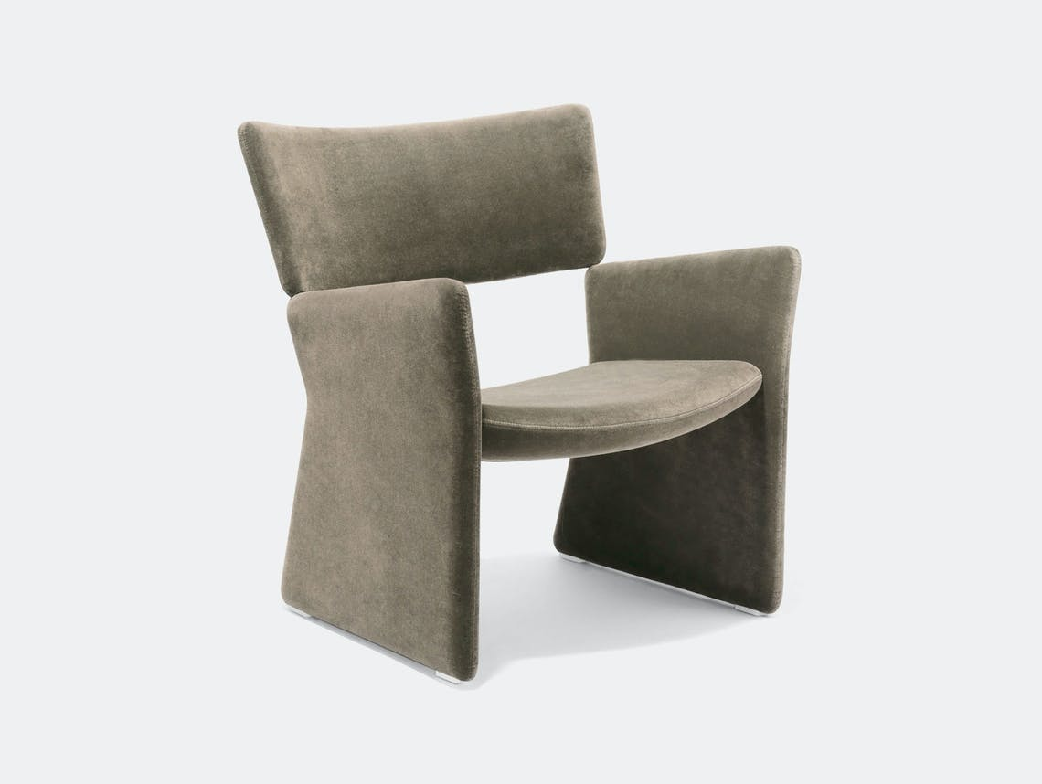 Massproductions Crown Easy Chair Chris Martin