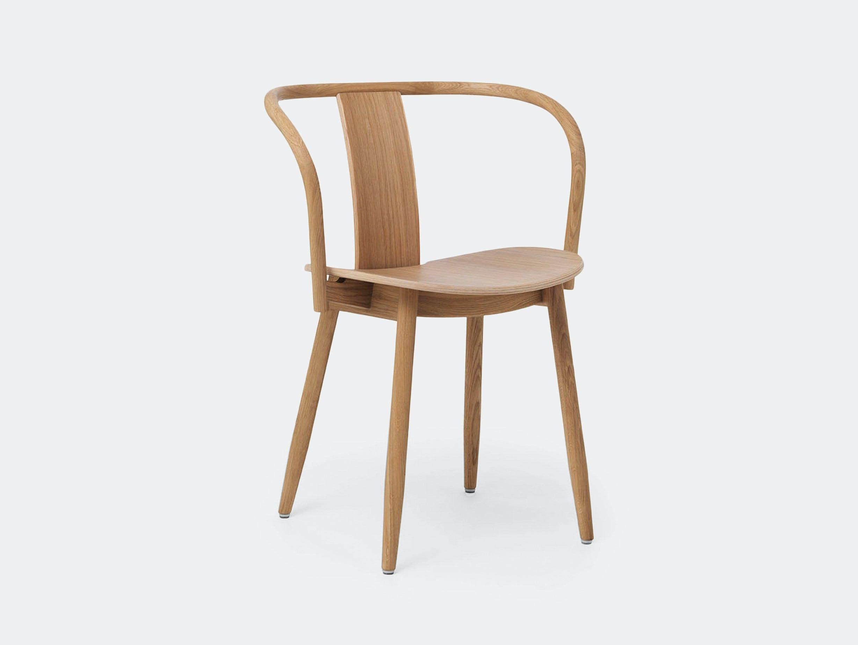 Massproductions Icha Chair Beech