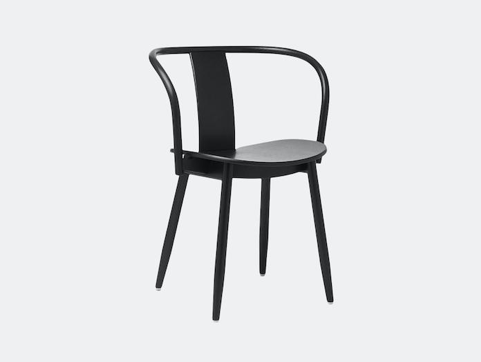 Massproductions Icha Chair Black