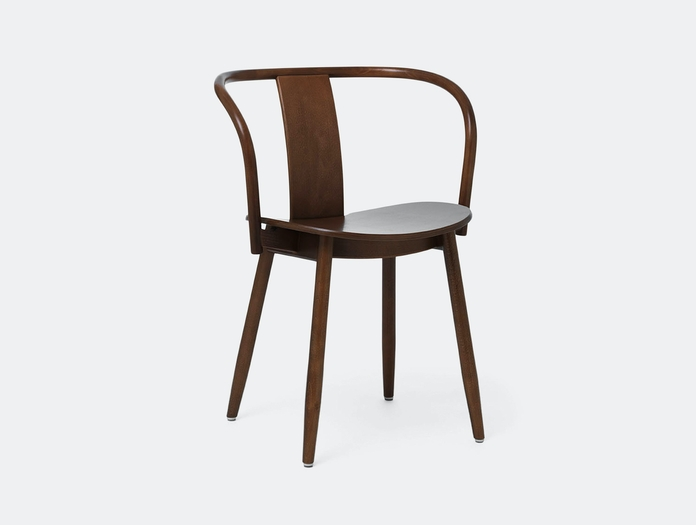 Massproductions Icha Chair Walnut