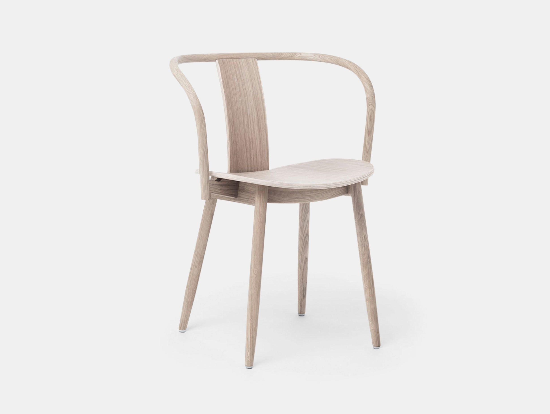Massproductions Icha Chair White