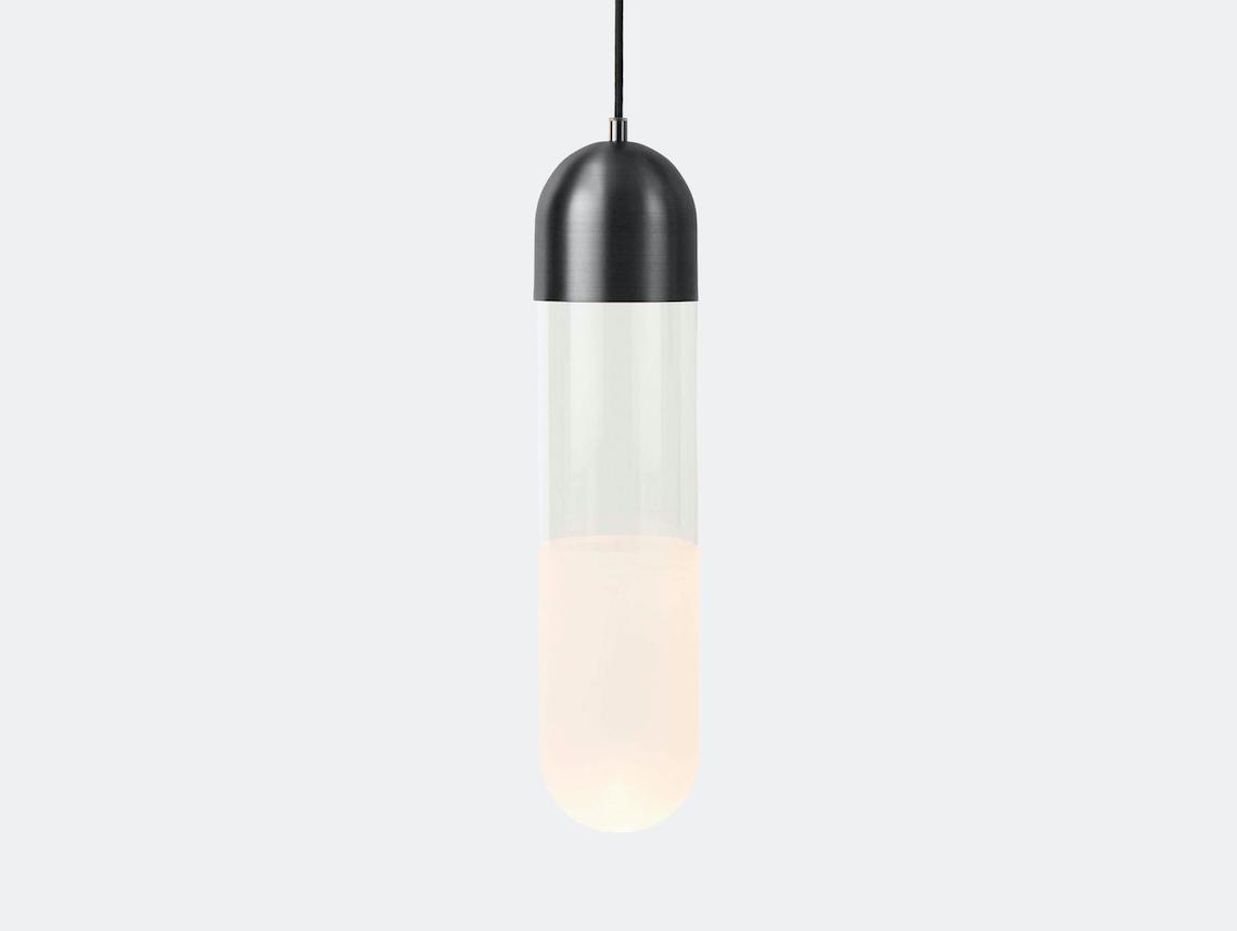 Mater Firefly Pendant Light Black Jose De La O