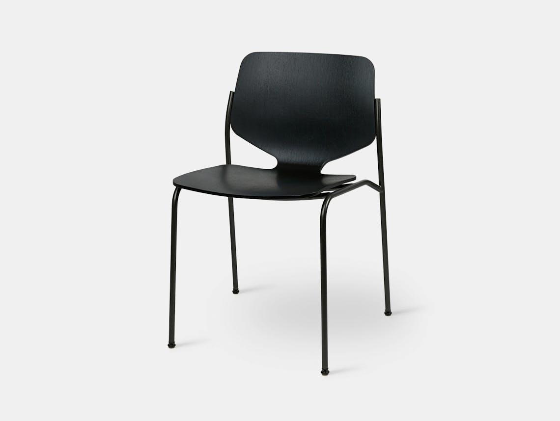 Mater Nova Chair Black Arde