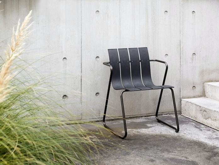 Mater Ocean Outdoor Chair Nanna Ditzel