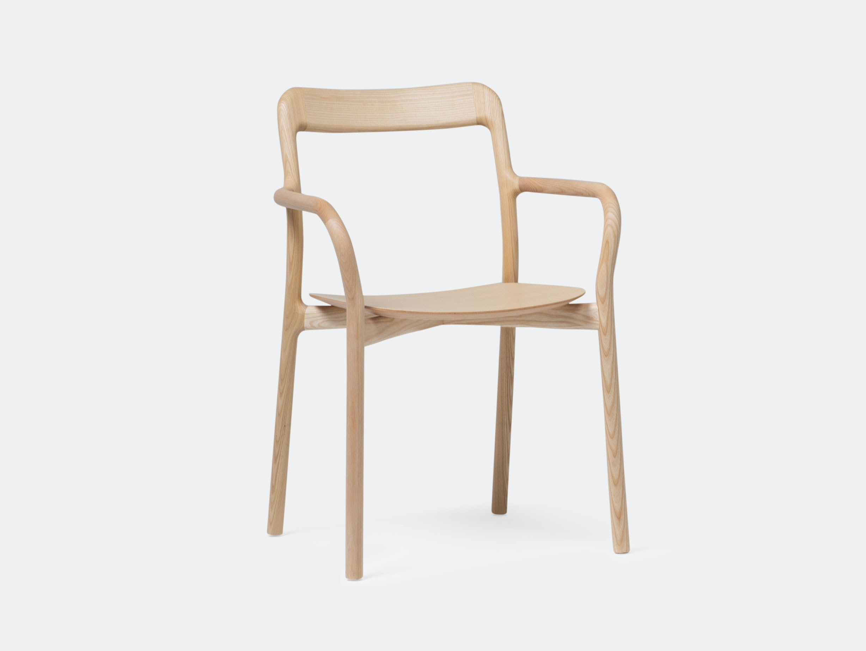 Mattiazzi Branca Chair Nat Ash Sam Hecht Kim Colin