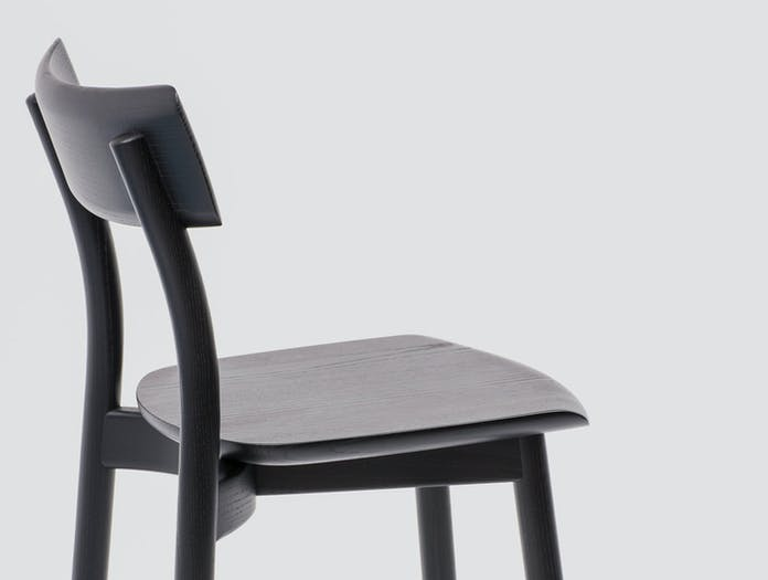 Mattiazzi Chiaro Stool Seat Detail 1 Leon Ransmeier