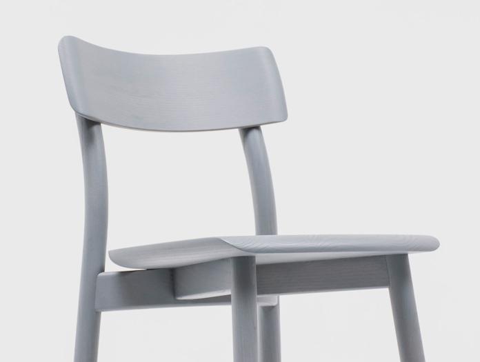 Mattiazzi Chiaro Stool Seat Detail 2 Leon Ransmeier