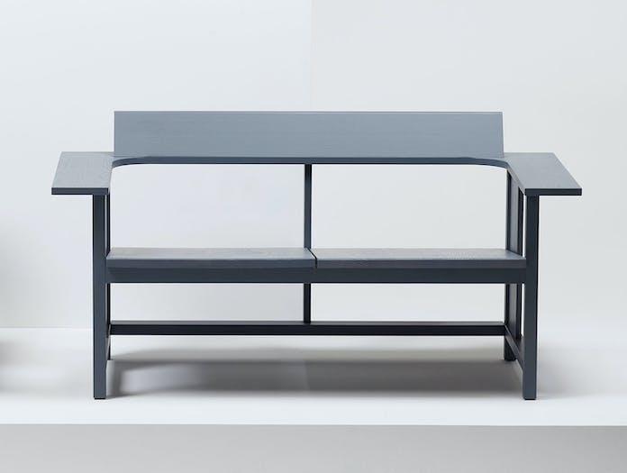 Mattiazzi Clerici 2 Seater Lounge Chair Grey Ash 2 Konstantin Grcic