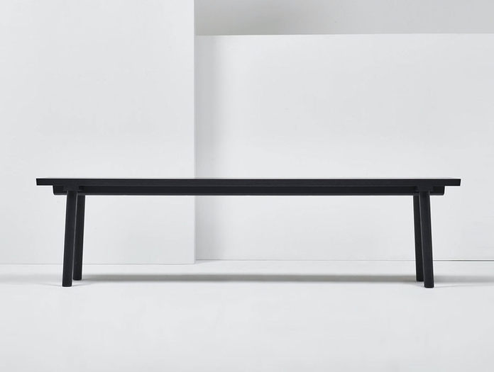 Mattiazzi Facile Bench Side Lambl Homburger Meyer