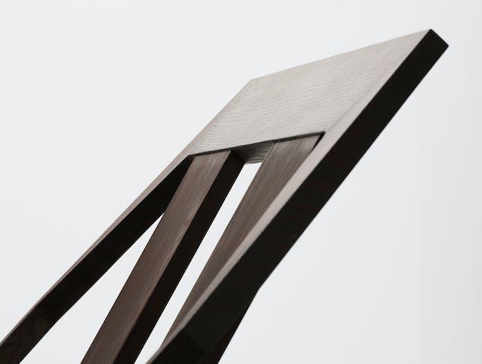 Mattiazzi Medici Lounge Chair Back Detail Konstantin Grcic