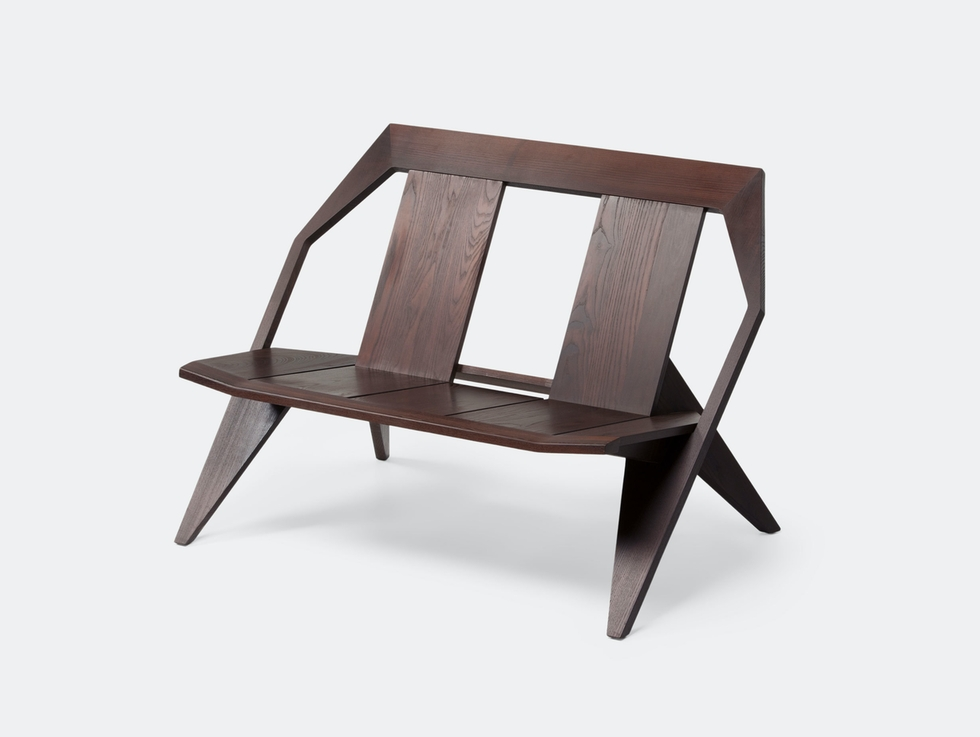 Medici Outdoor Bench image