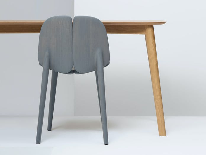 Mattiazzi Osso Chair Table Ronan Erwan Bouroullec