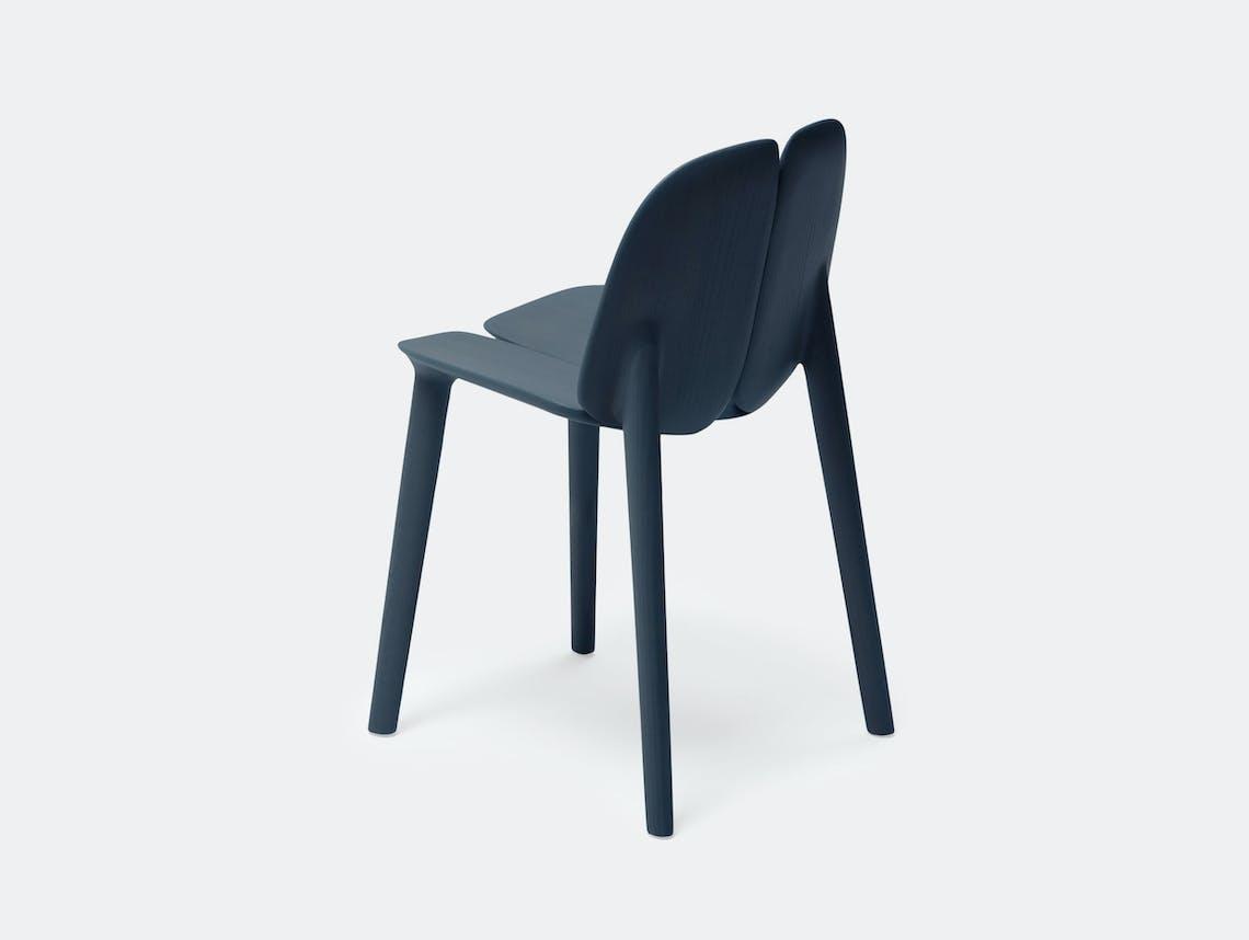 Mattiazzi Osso Chair Ash Blue Ronan Erwan Bouroullec