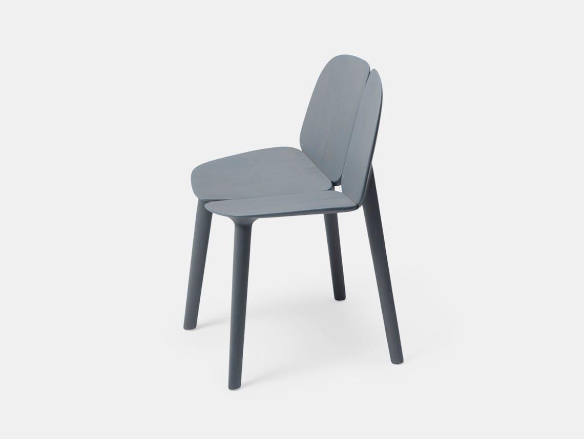 Mattiazzi Osso Chair Ash Grey Ronan Erwan Bouroullec