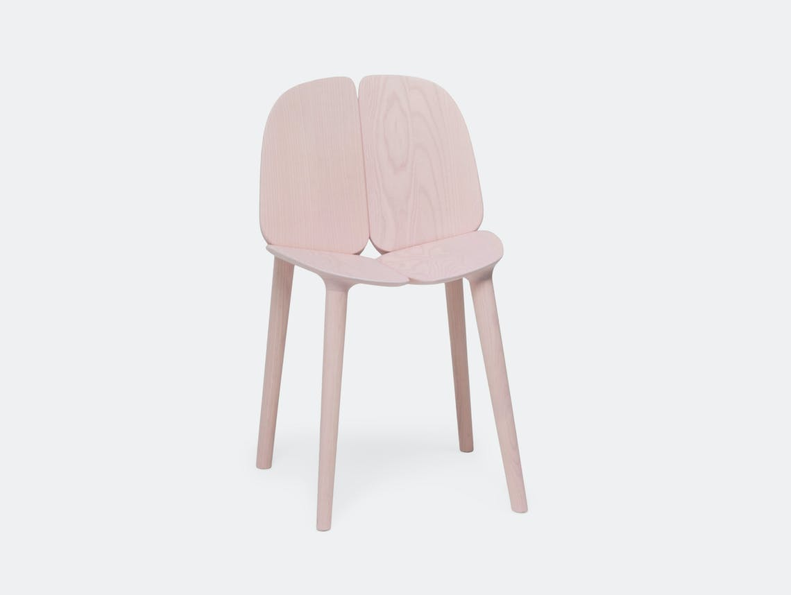 Mattiazzi Osso Chair Ash Pink Ronan Erwan Bouroullec