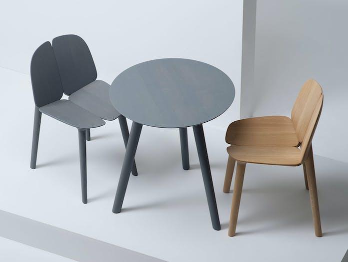 Mattiazzi Osso Chairs Table Ronan Erwan Bouroullec