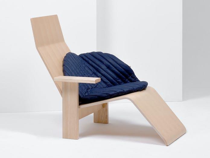 Mattiazzi Quindici Chaise Longue Cushion Ronan Erwan Bouroullec