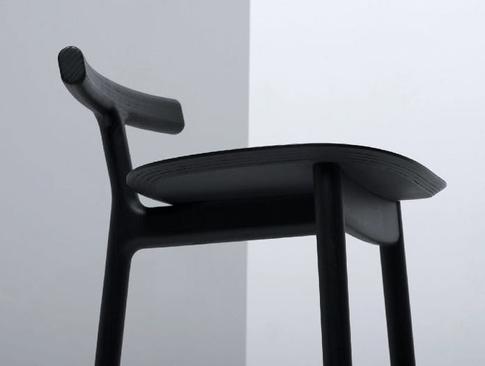 Mattiazzi Radice Chair Detail Sam Hecht Kim Colin