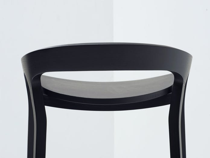 Mattiazzi She Said Stool Detail Studio Nitzan Cohen