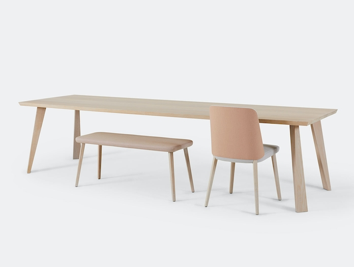Montis Back Me Up Bench Chair Arian Brekveld