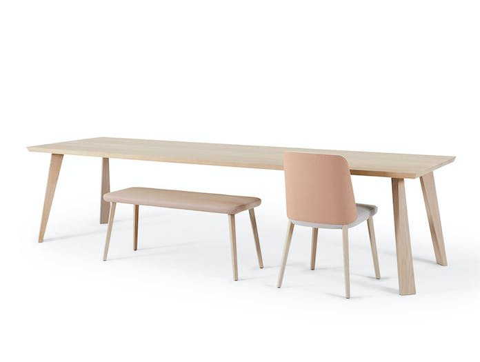 Montis Back Me Up Chair And Bench