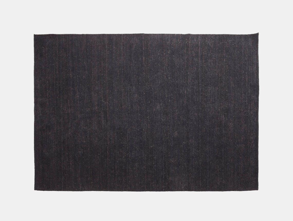 Nanimarquina Nomad Rug Black