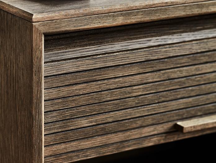 Northern Hifive Sideboard Door Detail Smoked Oak Rudi Wulff