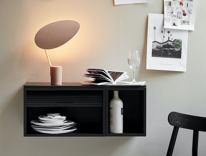 Northern Ombre Table Lamp 1 Antoine Rouzeau