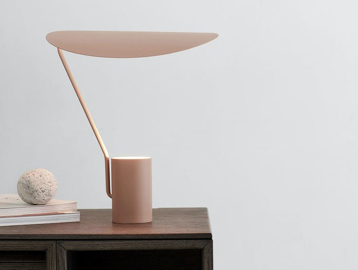 Northern Ombre Table Lamp 2 Antoine Rouzeau
