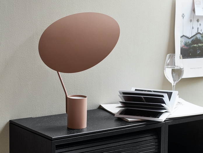 Northern Ombre Table Lamp 3 Antoine Rouzeau