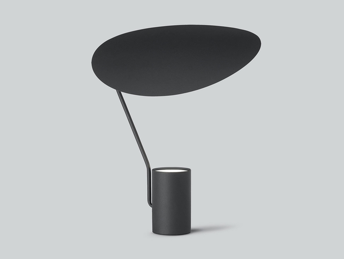 Northern Ombre Table Lamp Black G Antoine Rouzeau