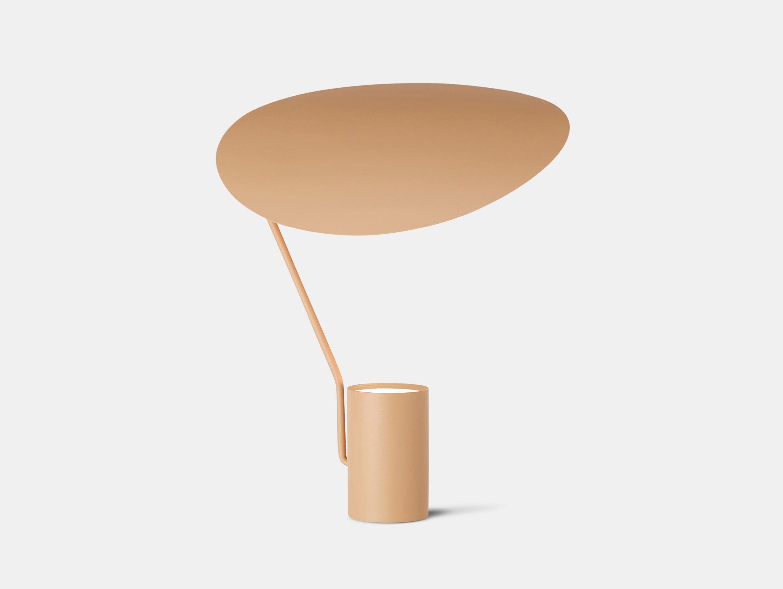 Northern Ombre Table Lamp Warm Beige Antoine Rouzeau