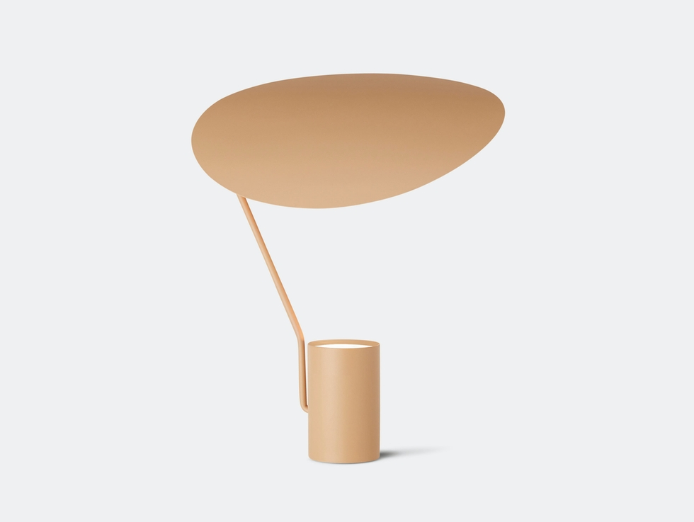 Ombre Table Lamp image