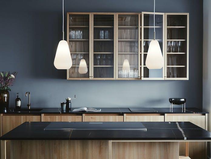 Nuura Anoli 1 Pendant Light Opal Kitchen Sofie Refer