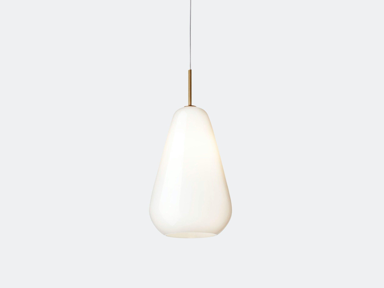 Nuura Anoli 1 Pendant Light Opal Medium Sofie Refer