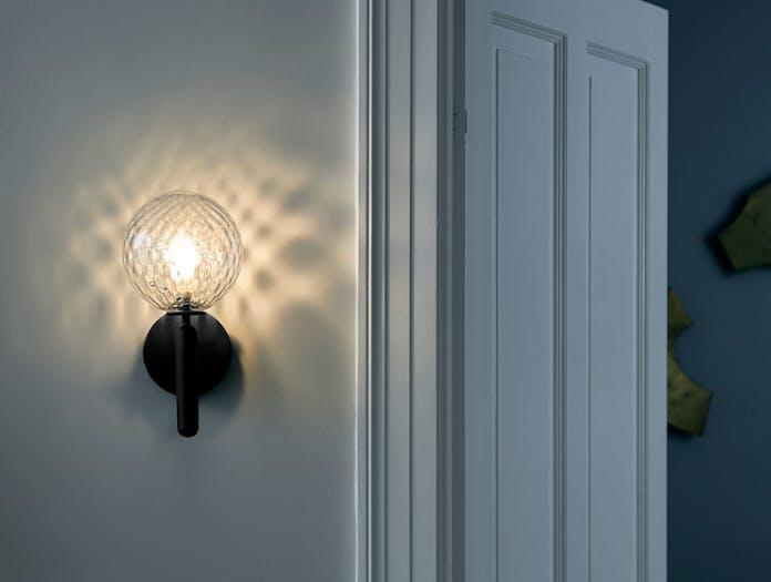 Nuura Miira Wall Light Optic Glass Sofie Refer
