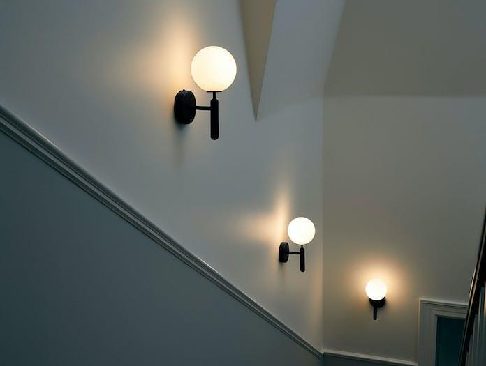 Nuura Miira Wall Light Stairway Sofie Refer