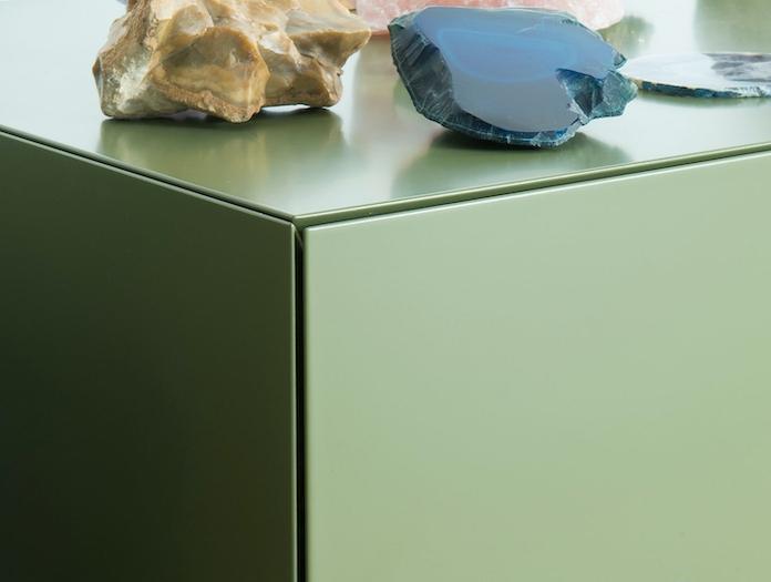 Pastoe Vision Sideboard V451 B Olive Detail