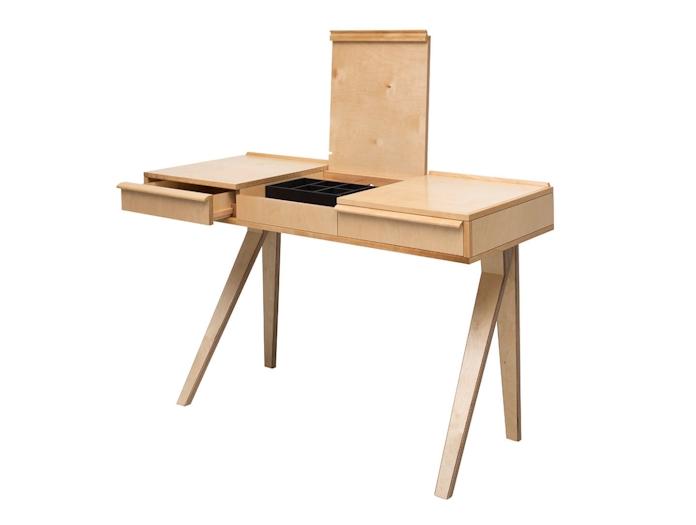 Pastoe Desk Eb01 Birch