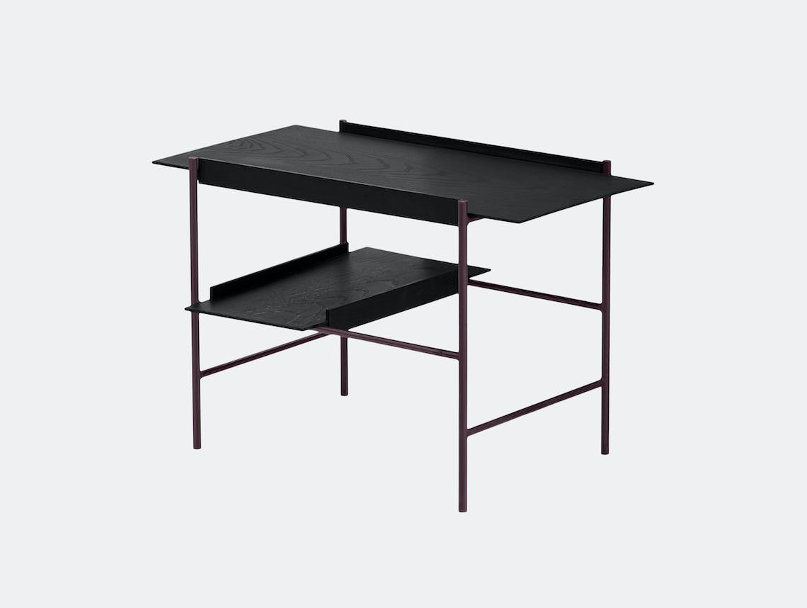 Please Wait To Be Seated Kanso Tray Table Fig Laura Bilde