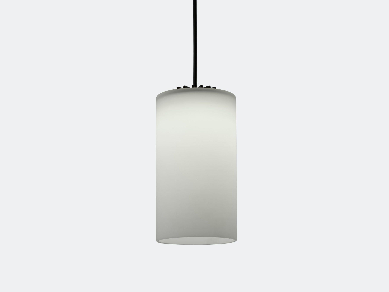 Santa And Cole Cirio Simple Pendant Light Opal Glass Antoni Arola