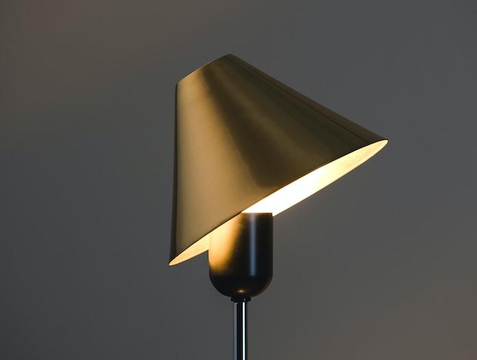 Santa And Cole Gira Table Lamp Head Detail Ferrer Massana Tremoleda