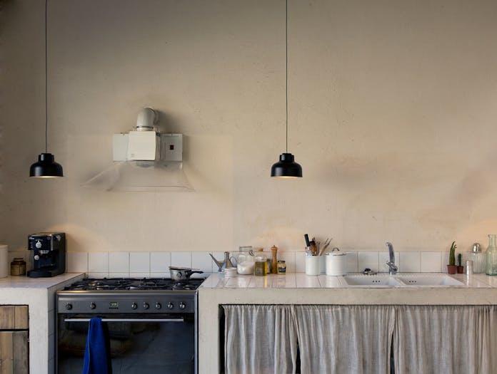 Santa And Cole M64 Pendant Light Kitchen Miguel Mila